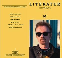 Literatur in Hamburg, digitale Printusgabe, Februar 2021