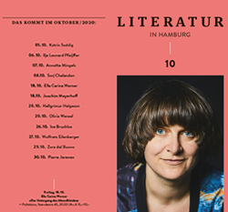 Literatur in Hamburg, digitale Printusgabe, September 2020