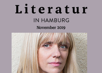 Literatur in Hamburg, Printausgabe, November 2019